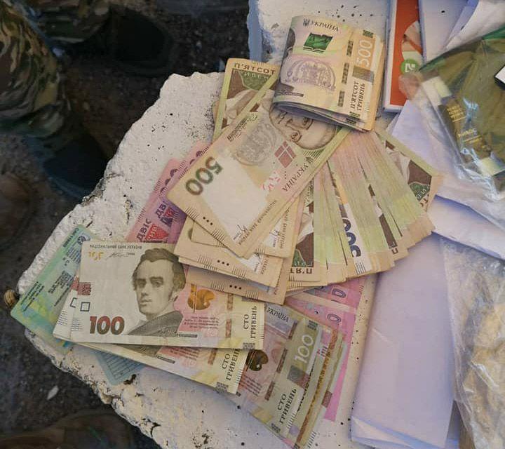 Донецкая область: «Зеленые береты» вознаграждение не взяли