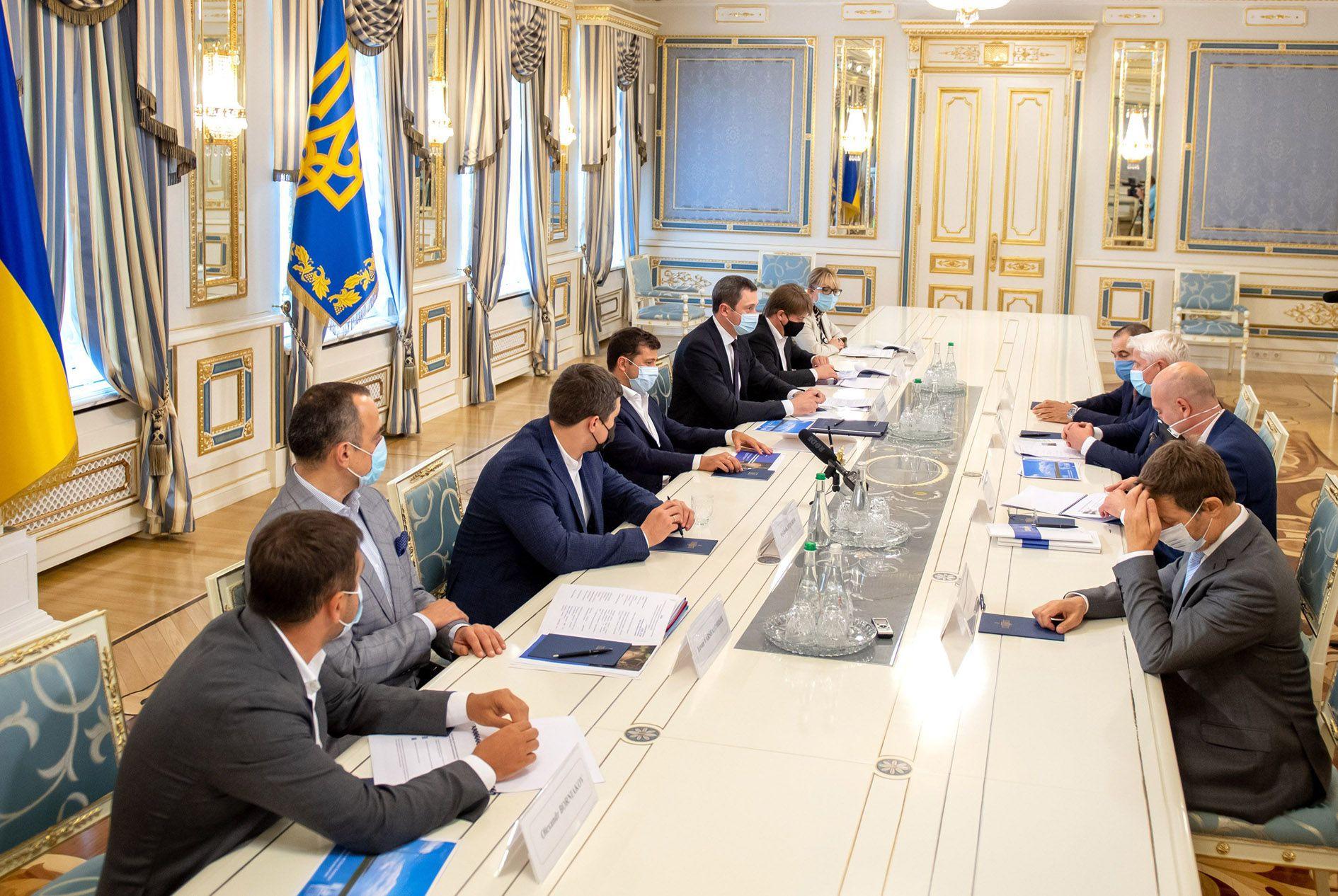 Володимир Зеленський: «Ми завжди підтримуємо проекти, які дають робочі місця та підвищують імідж країни»