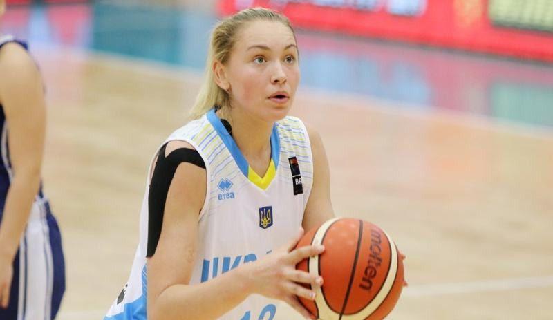 Баскетбол: Ольга Яцковець гратиме у Швейцарії