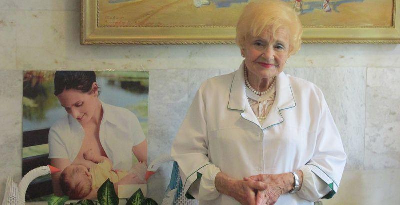 Житомирщина: І в 98 років лікар — на варті нового життя!