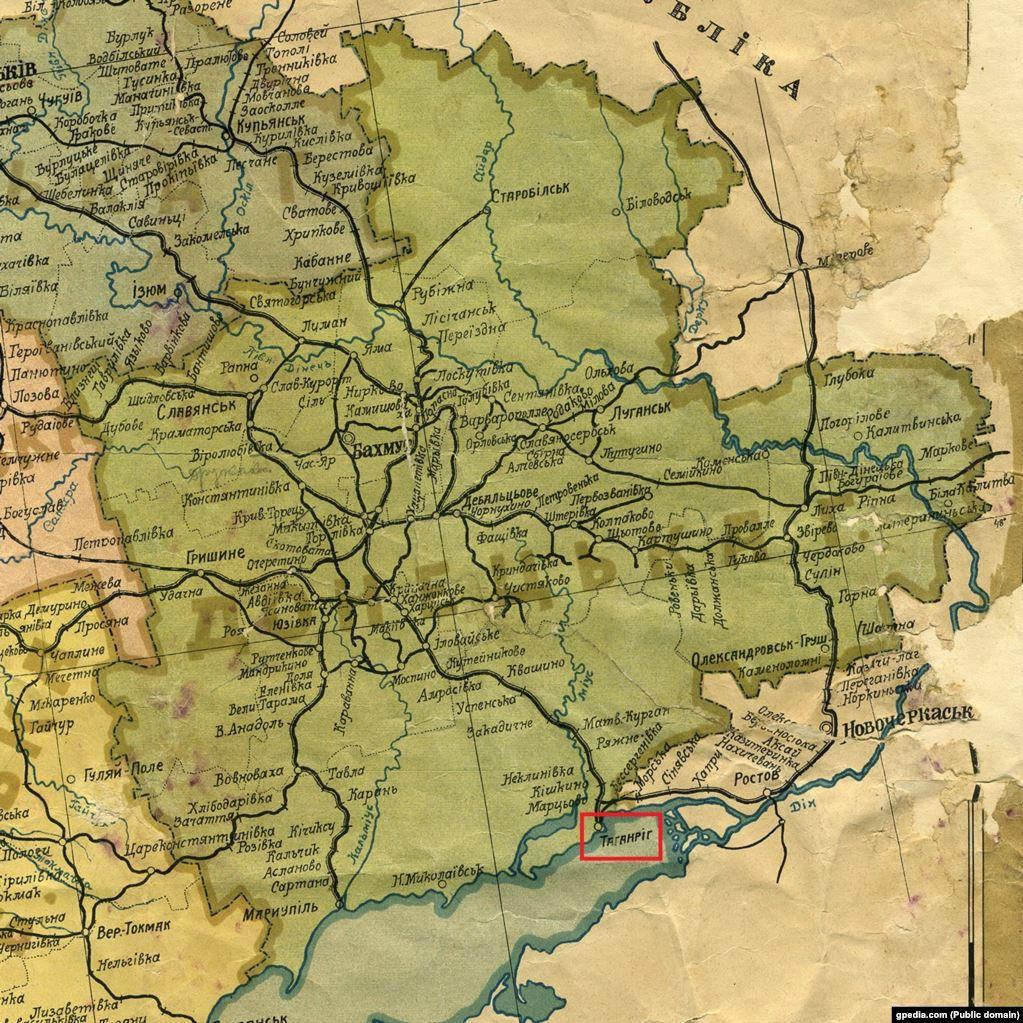 Наши рубежи на востоке проходили за Доном, на западе — по Вислу