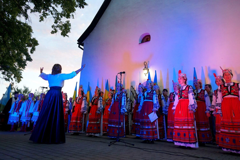 Молитва за Україну в Ужгороді