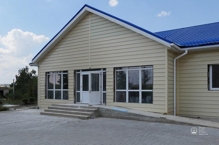 Приймати пацієнтів на селі Никифорівка почнуть чотири амбулаторії