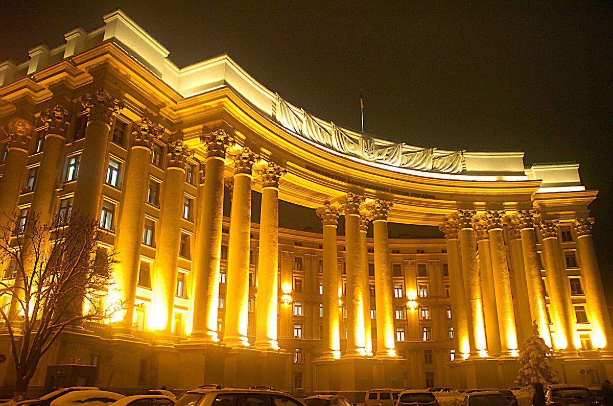 МИД требует немедленно освободить всех незаконно задержанных в Крыму