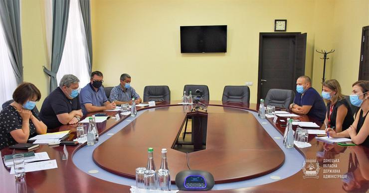 Міжнародні організації продовжать надавати на КПВВ послуги мешканцям Донецької області