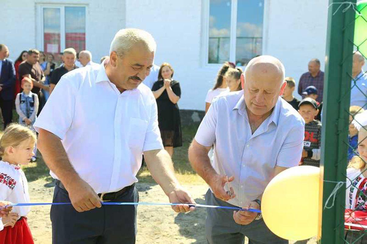 Після об'єднання в Старосільську ОТГ села ожили, помолоділи