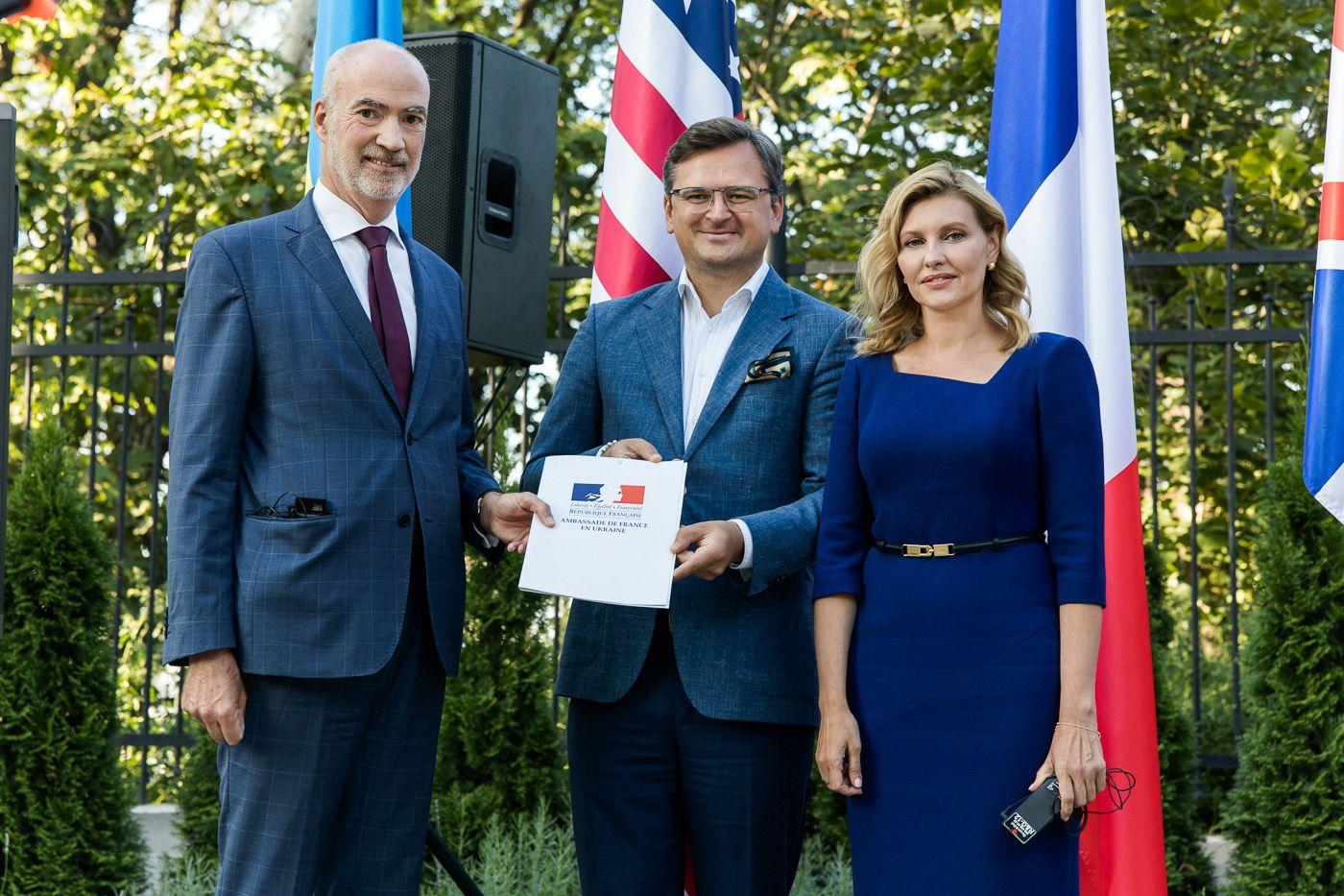 Посол Франції в Україні