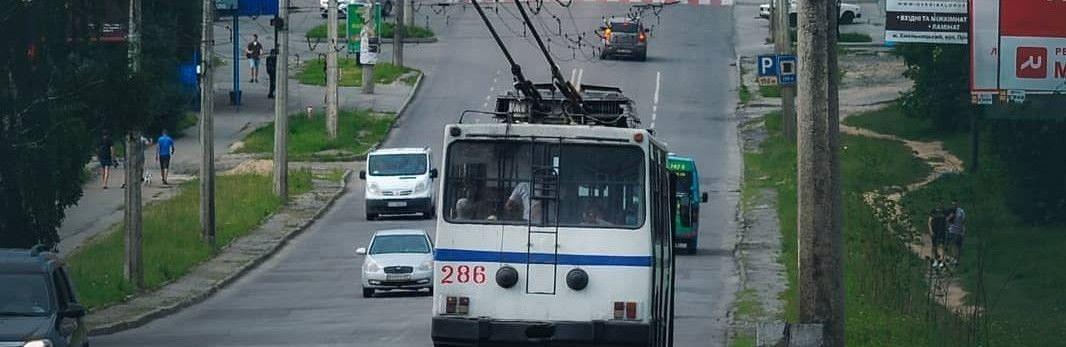 Хмельницкий: От ограничений в транспорте отказались