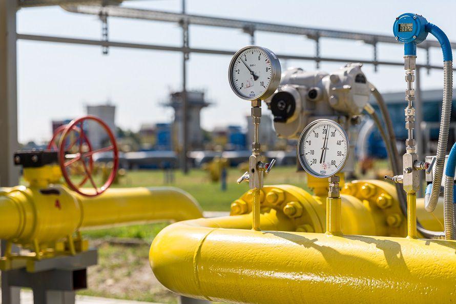 Київщина: Аварія не вплинула на транзит газу до країн ЄС