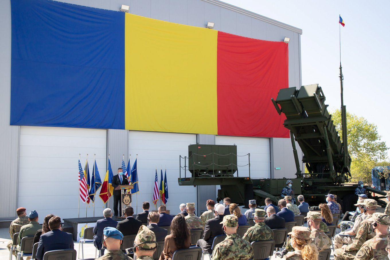Румунія отримала від США перший ЗРК Patriot