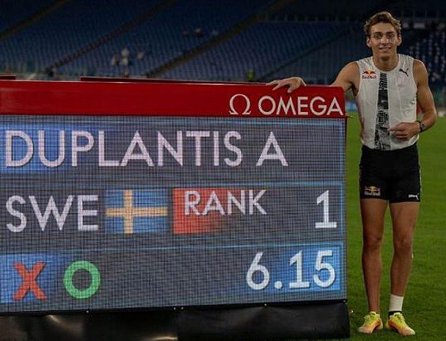Легкая атлетика: Юный швед побил рекорд Бубки!