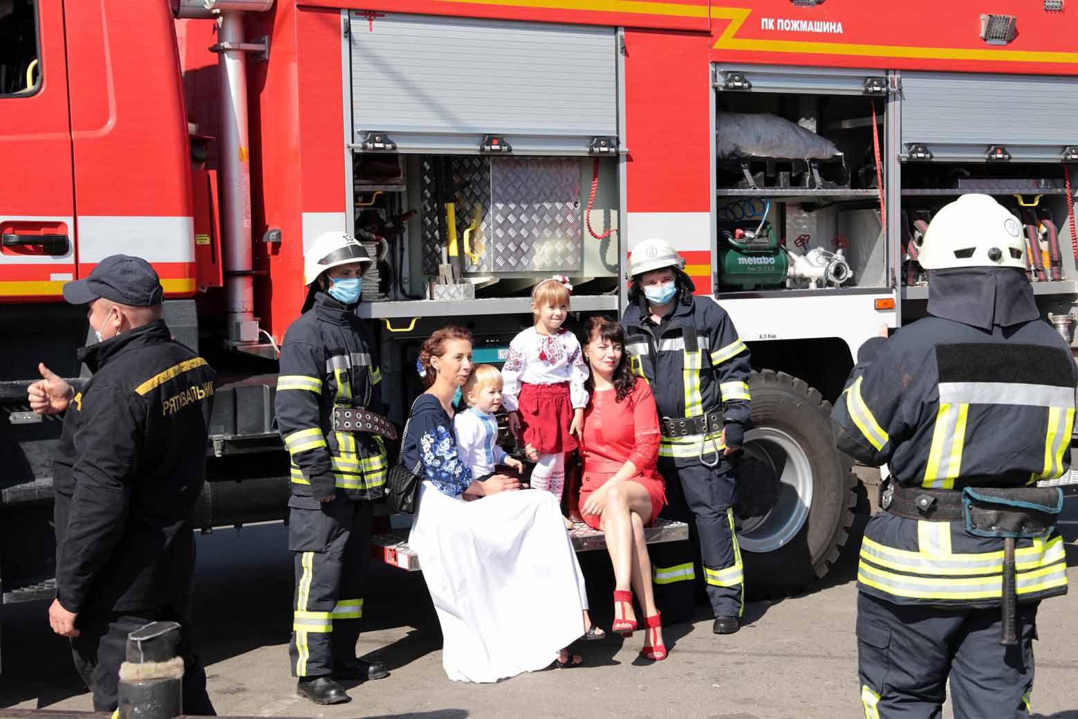 Луганщина: Реалии спасателей —  это героические поступки