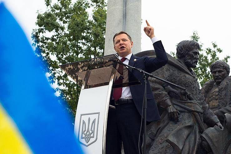 Олег Ляшко: «На 208-м округе  скупают голоса избирателей»