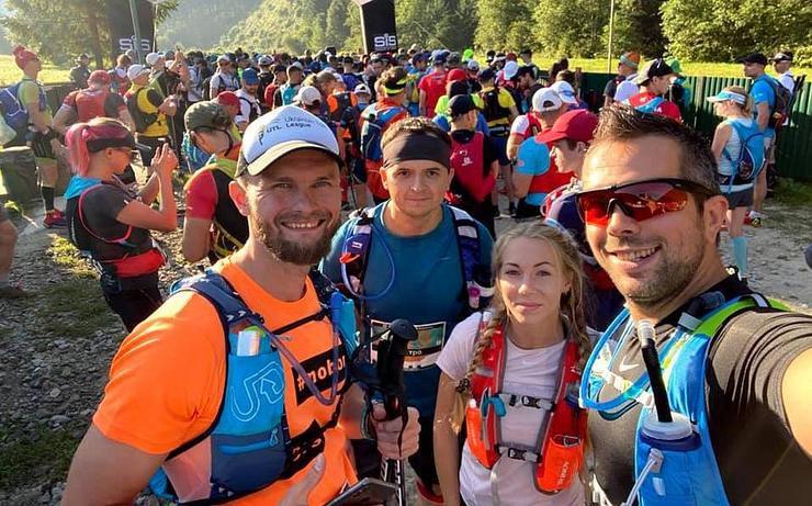 «Бег добра»: сто километров ради спасения детей