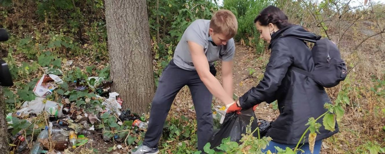 Сумщина: Чистота від волонтерів