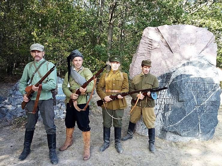 На Черкащині вшанували героїв-повстанців