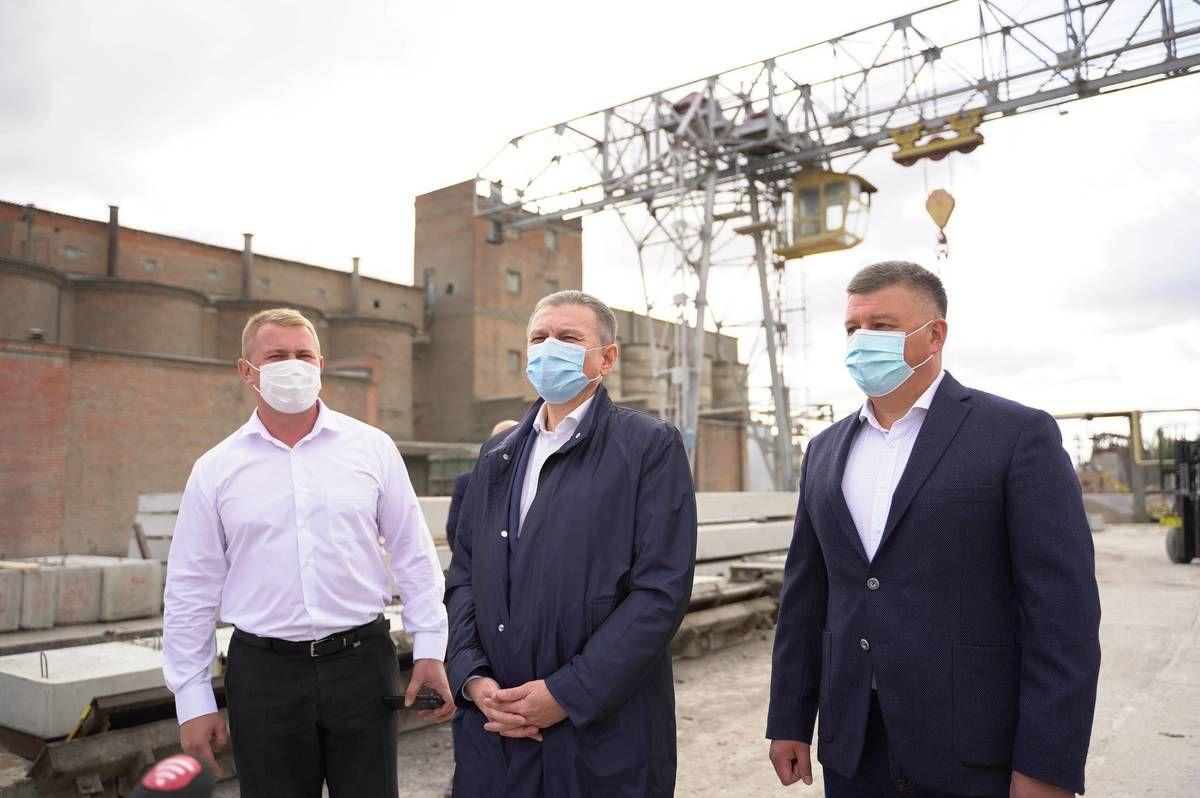 Винница: Построили заводы и создали рабочие места