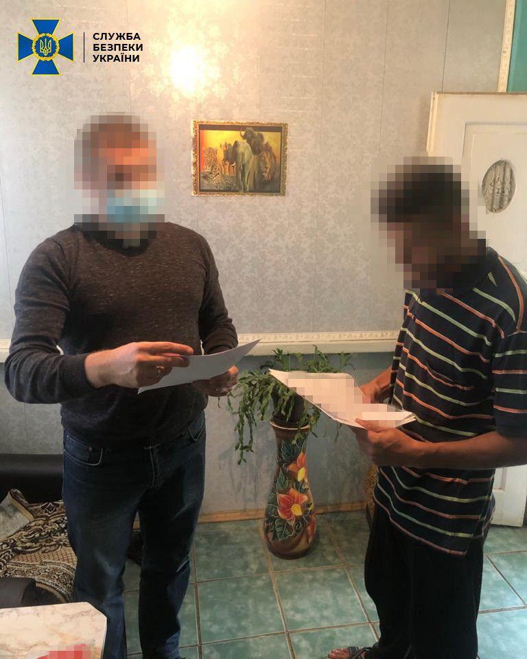 СБУ блокувала інтернет-агітатора в Закарпатській області