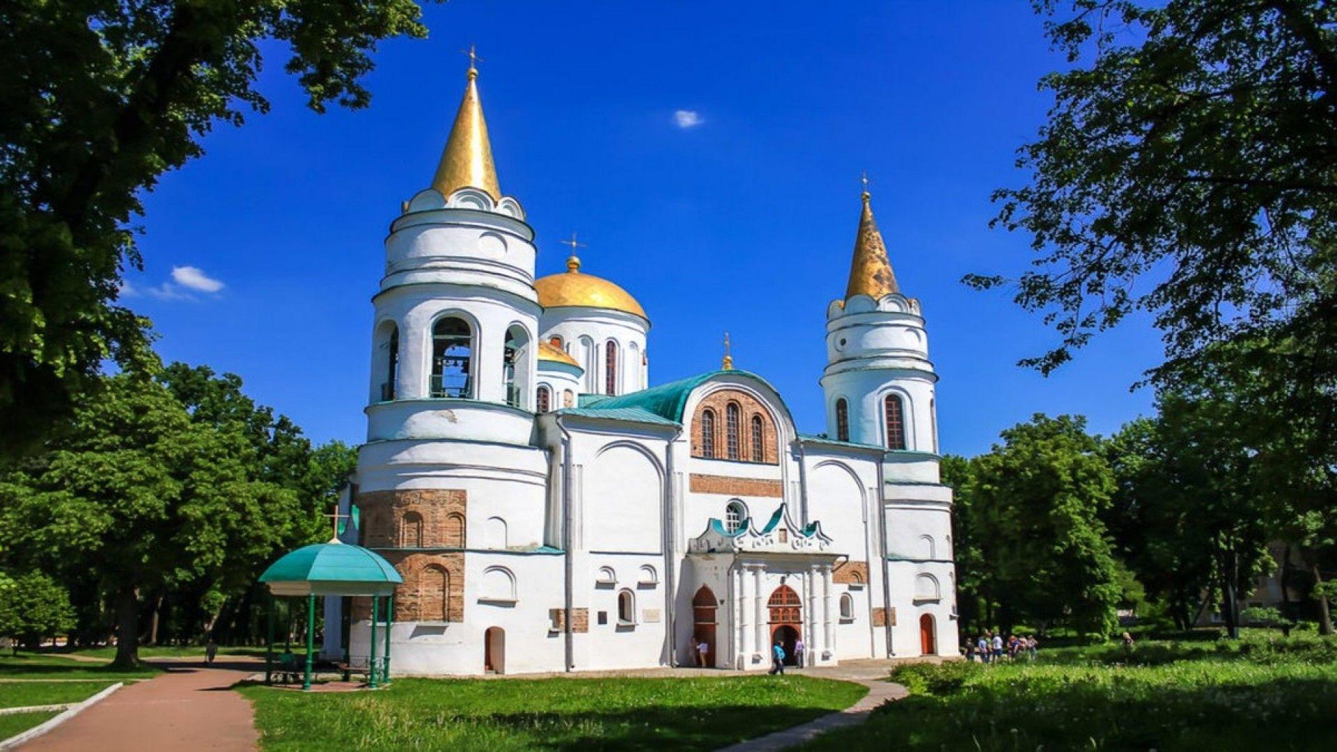 Чернігівські святині