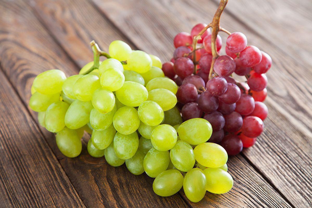 Чим корисний виноград