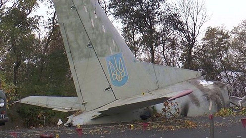 Чорні скриньки розповіли про трагічний політ Ан-26