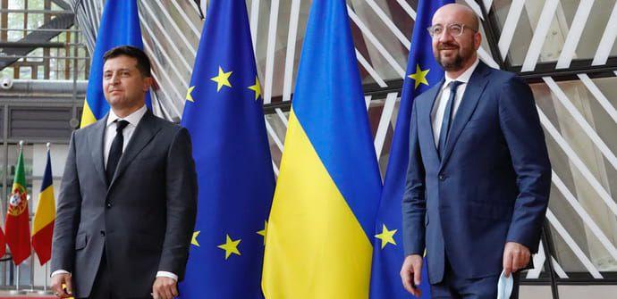 Ukraine-Kurs ist unabänderlich – auf EU und EU-Mitgliedschaft