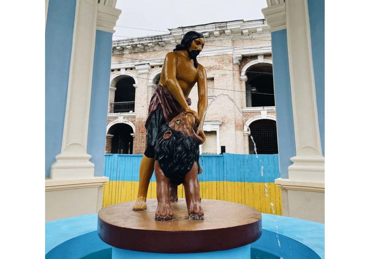 Київ: Відреставрували найстаріший фонтан