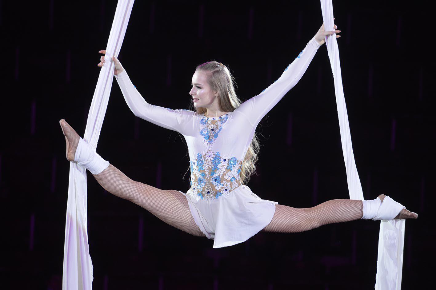 Киев: Главная цирковая арена  празднует юбилей