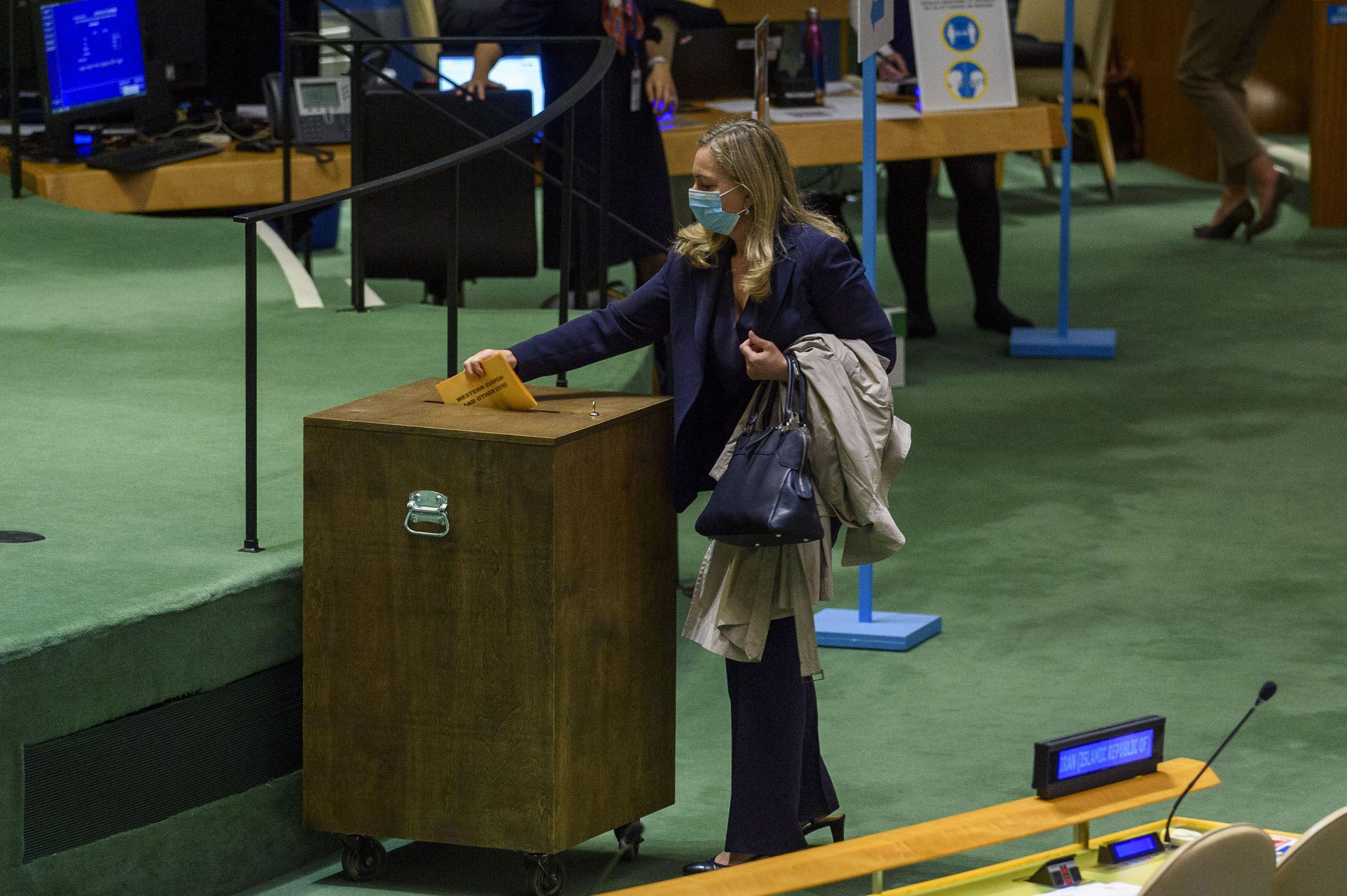 У Раді ООН будемо говорити про Крим і Донбас