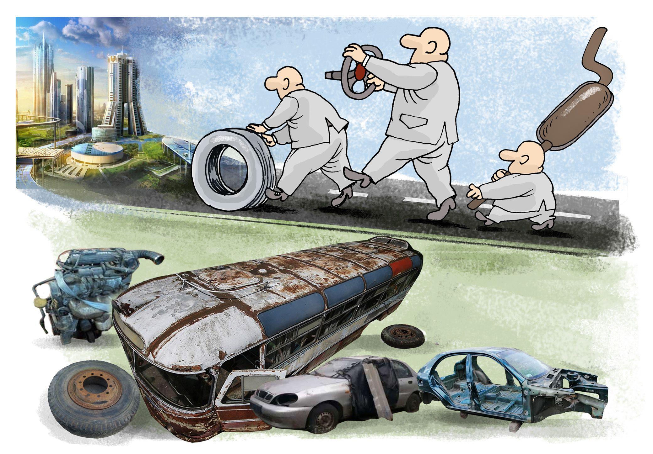 Краш-тест для вітчизняного автопрому