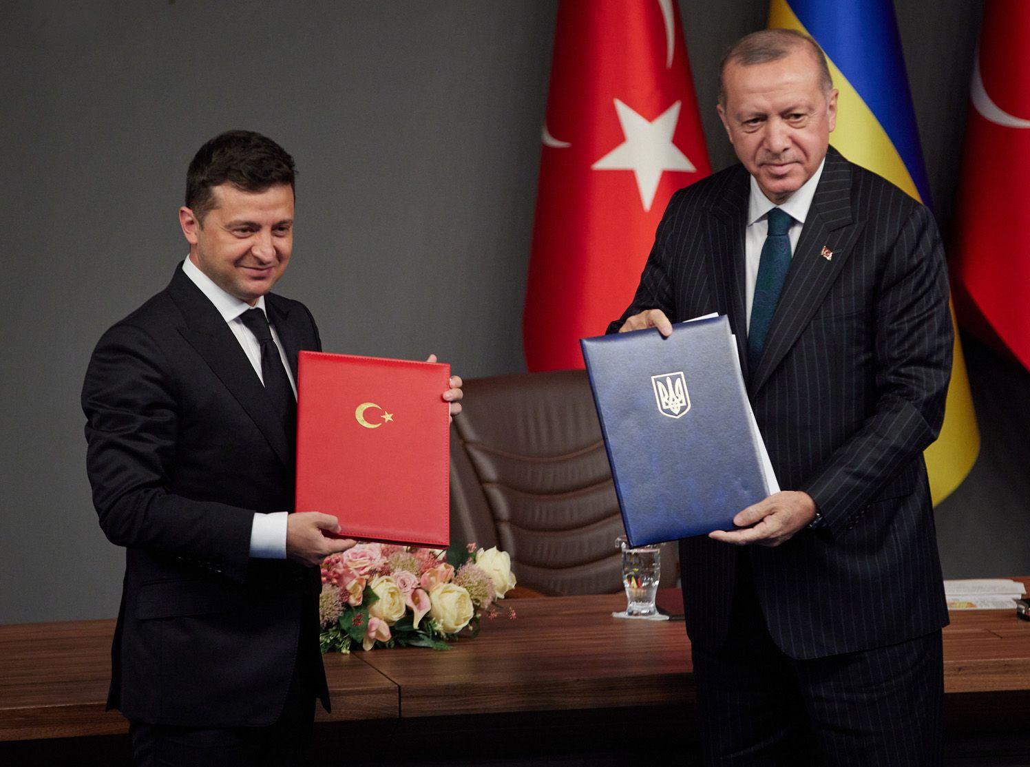 Турция поддерживает создание Крымской платформы