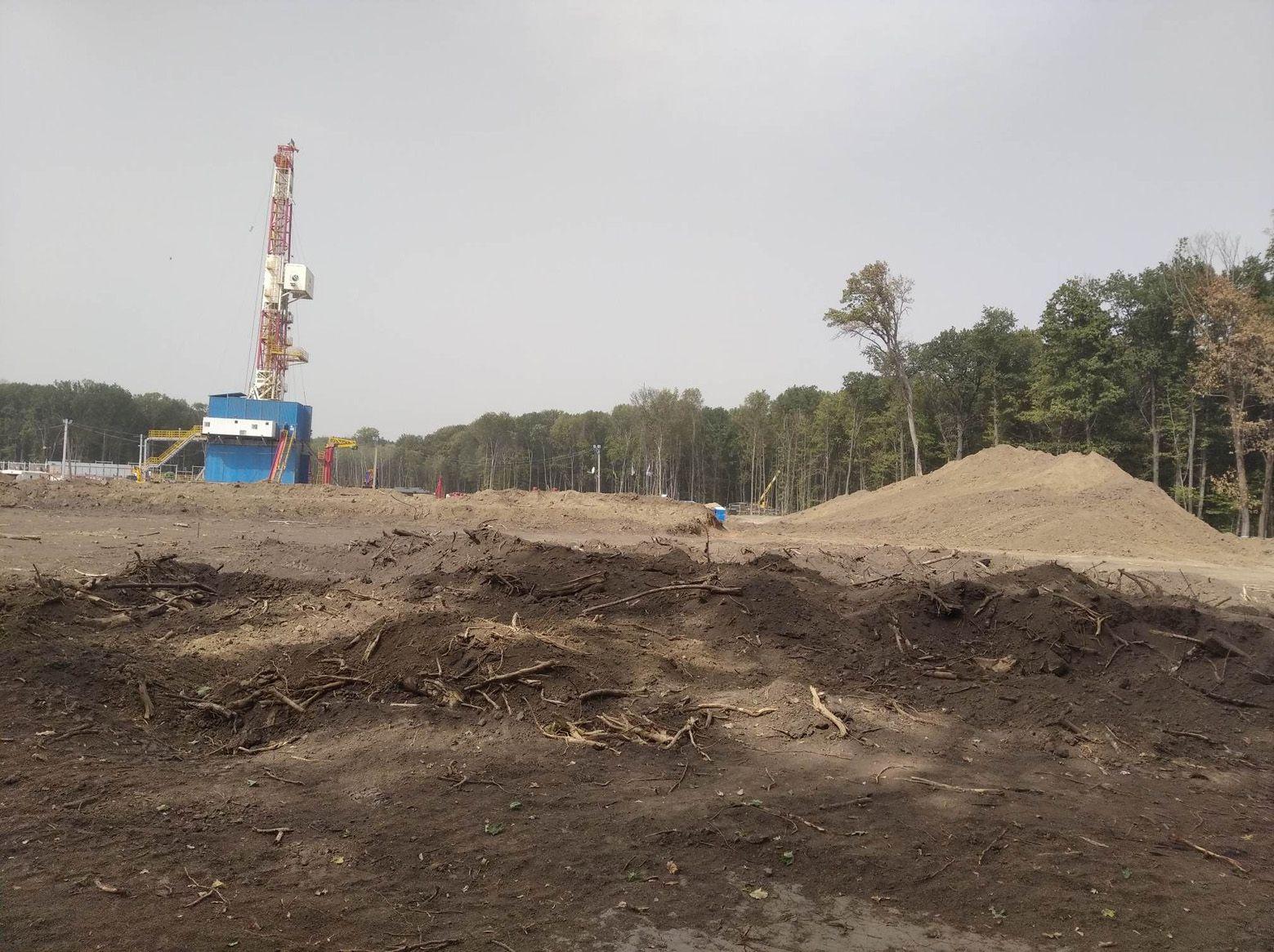 Комишнянське скіфське городище, зруйноване геологами, отримало статус пам'ятки