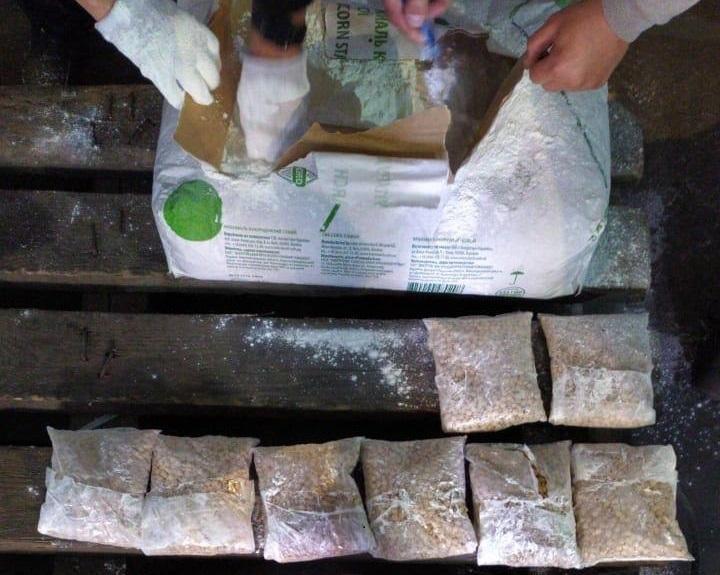 Одесса: Изъяли психотропные вещества