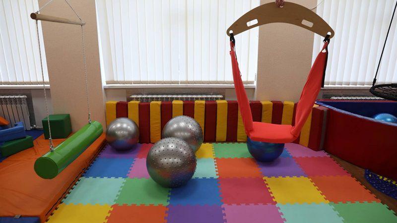 Реабілітаційний центр допоможе дітям з інвалідністю