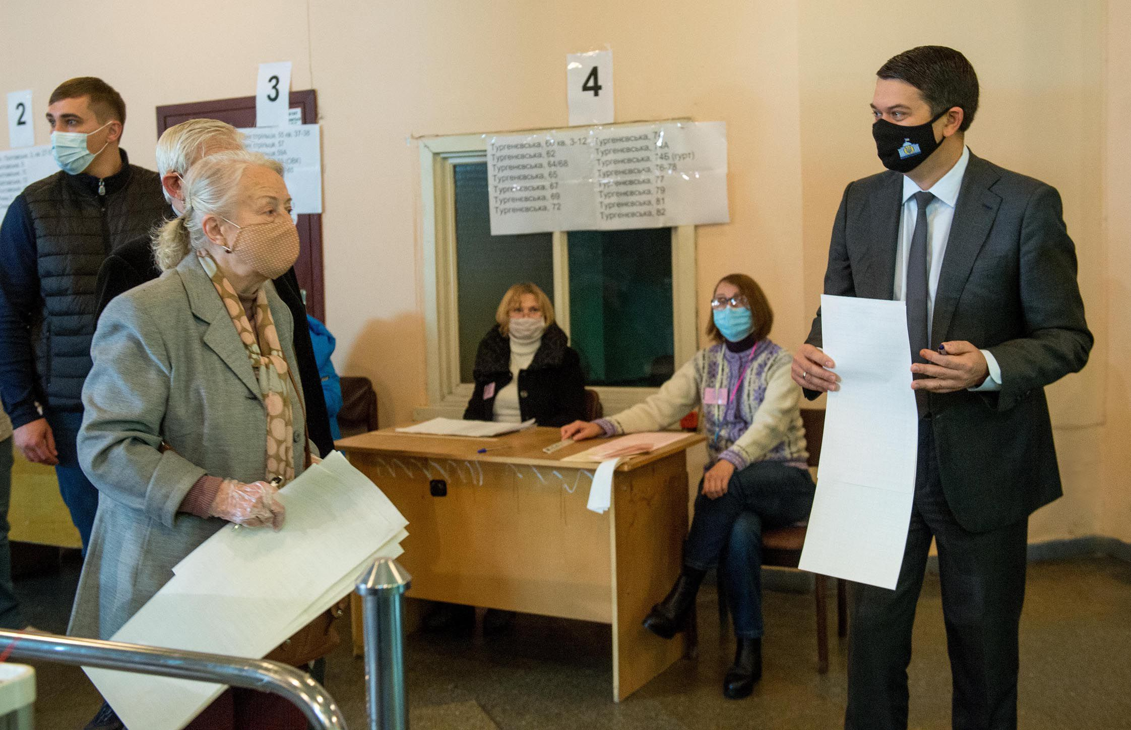 Дмитрий Разумков: «Важно, чтобы местная власть понимала,  что будет отвечать за свои поступки и обещания»