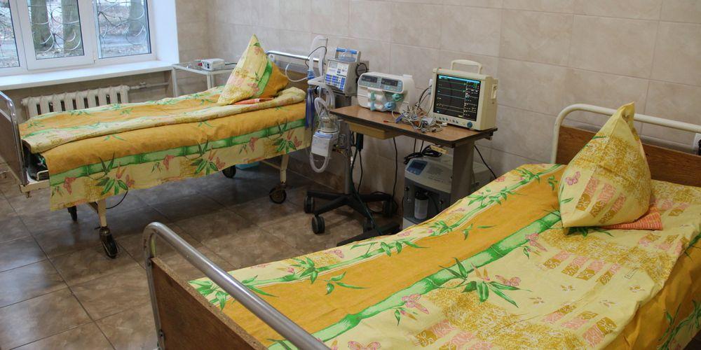 Найбільшу лікарню Вінниці перепрофілювали