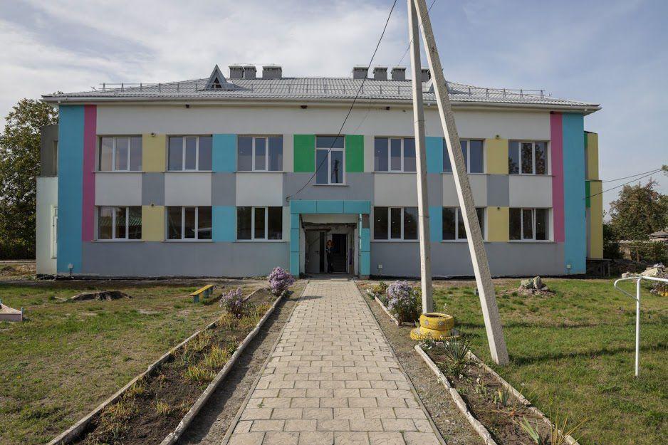 Дніпропетровщина: Оновлюється дитсадок «Ластівка»