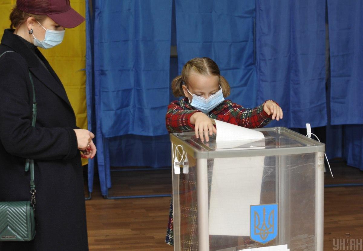 In Ukraine wurden turnusmäßige Lokalwahlen erfolgreich abgehalten