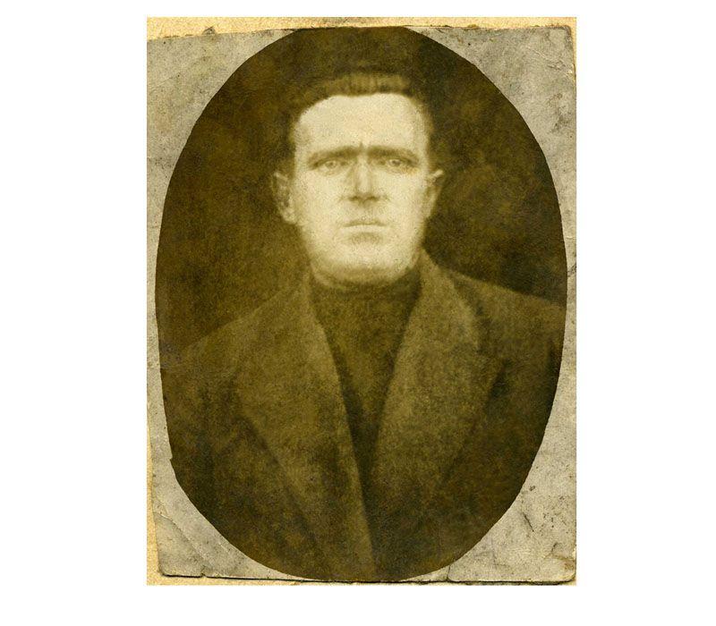 Трех братьев Ковальчуков энкавэдэшники расстреляли  в 1938-м в один и тот же день