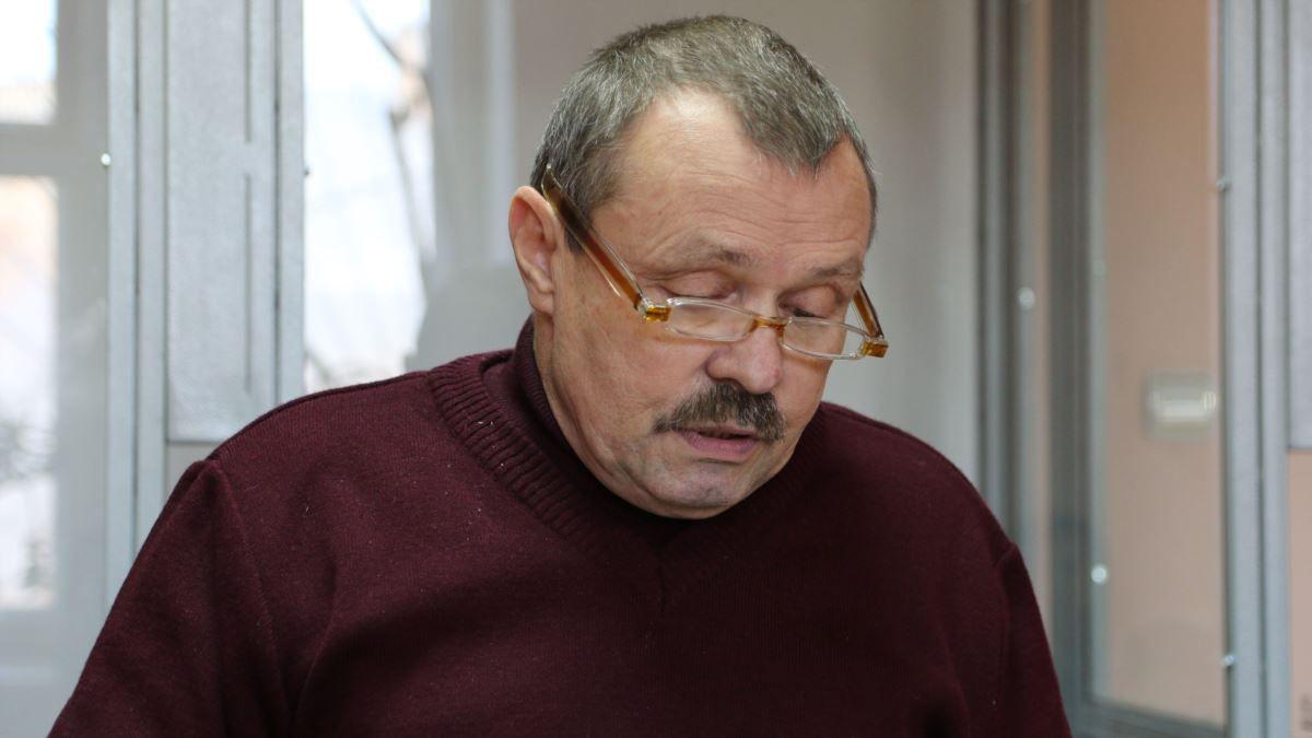 Суд звільнив засудженого за держзраду колишнього кримського депутата