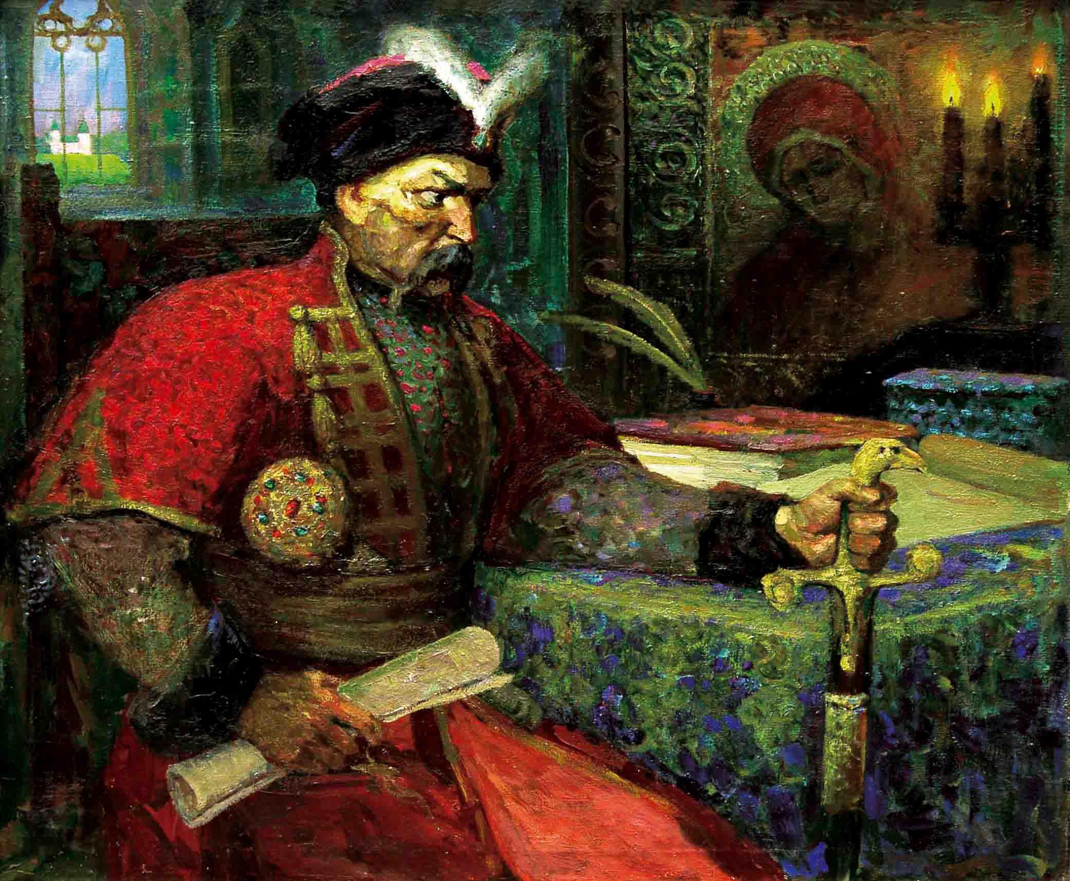 Почему забыли о юбилее великого гетмана-государственника Богдана Хмельницкого?