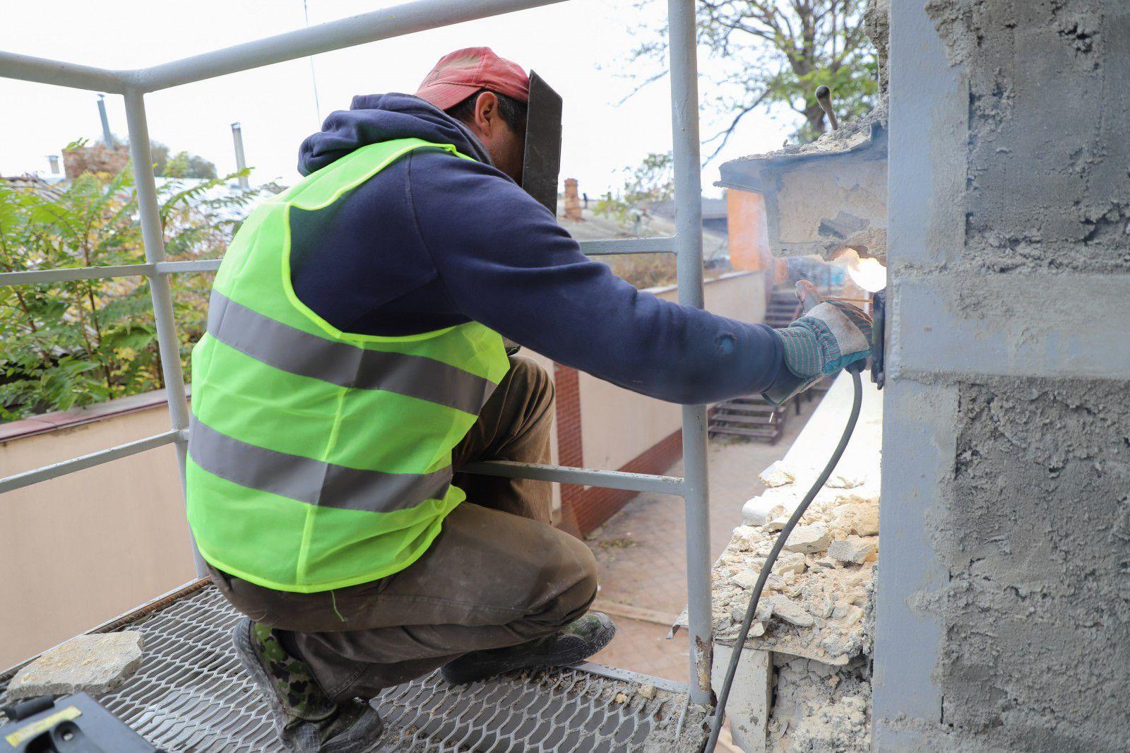 Одеса: Завершується будівництво лабораторії