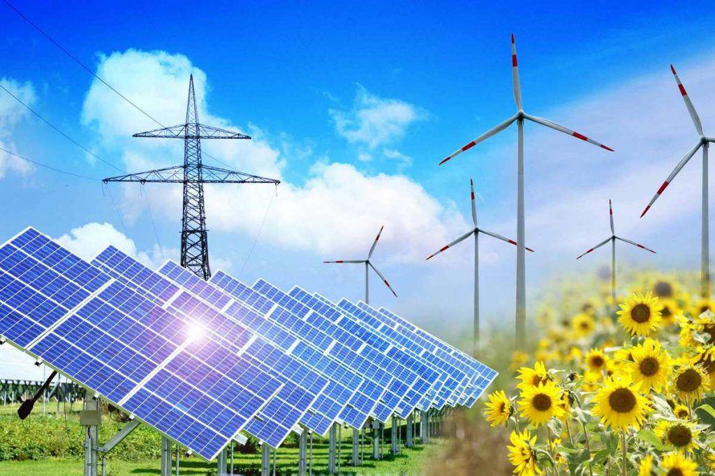 Курс — на відновлювальну енергетику!