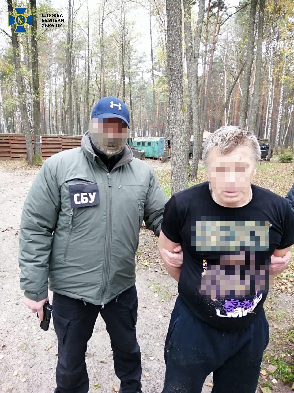 Ривненщина: Криминальный авторитет скрывался на базе отдыха