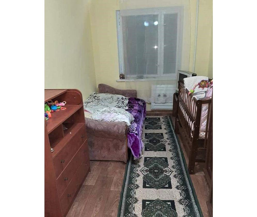 Івано-Франківськ: Відремонтували кімнату для мами з немовлям