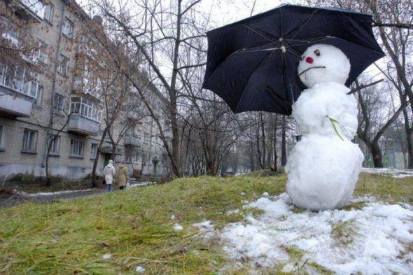 Температура буде вищою, ніж 30 зим тому