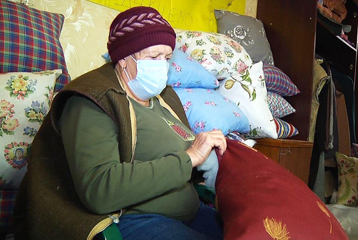 Житомир: Подушки для больницы  от «Бабушкиного батальона»