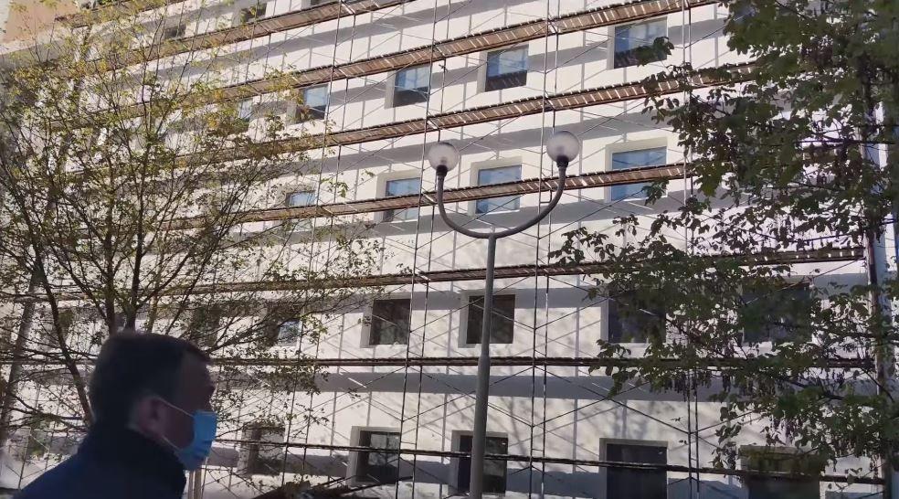 Закарпатье: Расторгли соглашение с недобросовестным подрядчиком