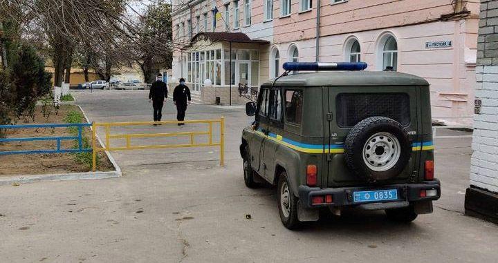 Херсонщина: Навчальним закладам не дають спокою анонімні терористи