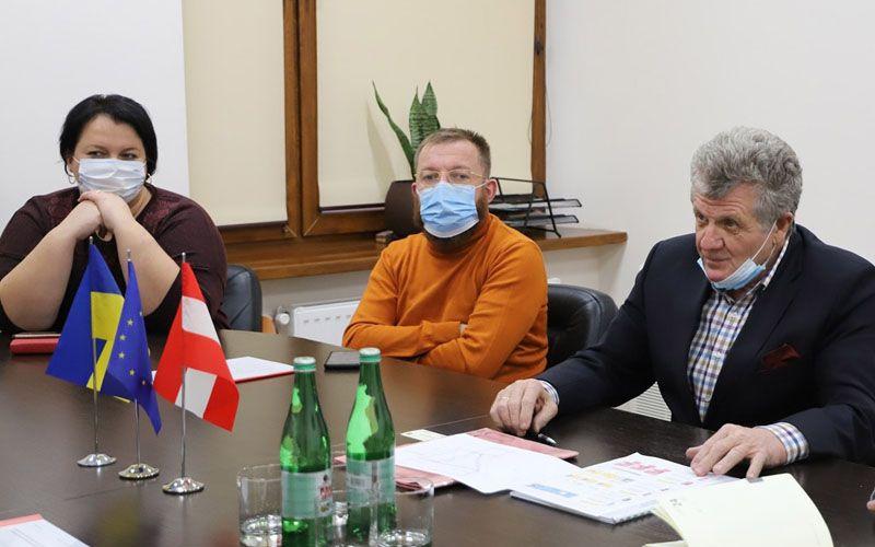 Ужгород: Проблему переробки сміття  розв'язуватимуть спільно з Дармштадтом